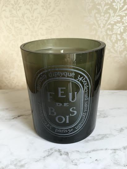 Feu De Bois - candle