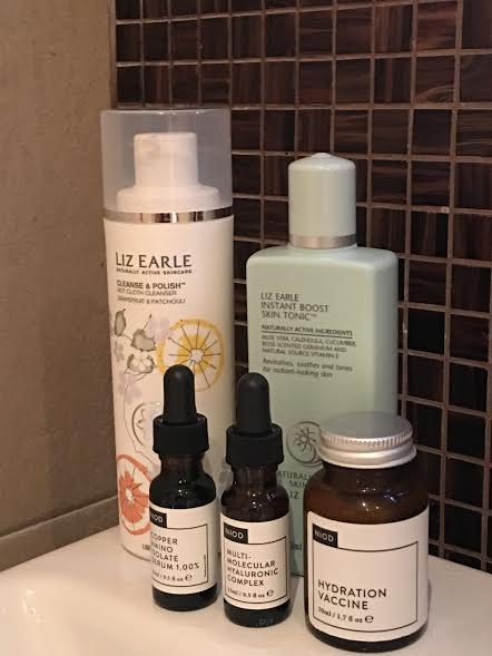 Skincare Routine Du Jour